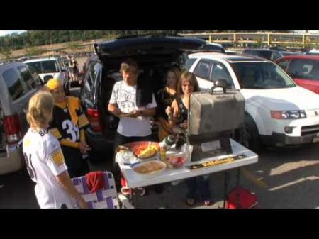 The five best grills for tailgating at Heinz Field