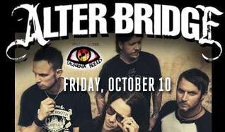 Alter Bridge tickets at Starland Ballroom in Sayreville