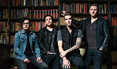 American Authors tickets at Knitting Factory in Boise