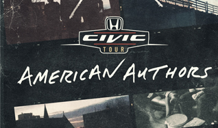 American Authors tickets at Best Buy Theater in New York