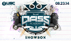 Bass Academy: Figure, Mr. Carmack, Djemba Djemba tickets at The Showbox in Seattle