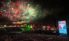Bestival 2014 tickets at Robin Hill Country Park in Isle of Wight
