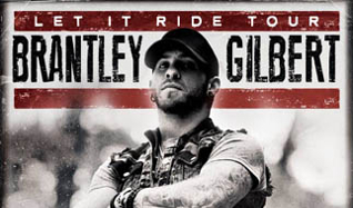Brantley Gilbert tickets at Sprint Center in Kansas City