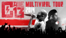 Calle 13 tickets at Best Buy Theater in New York