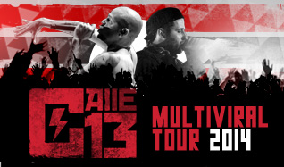 Calle 13 tickets at The Warfield in San Francisco