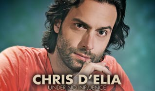 Chris D'Elia tickets at Arvest Bank Theatre at The Midland in Kansas City