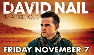 David Nail tickets at Starland Ballroom in Sayreville