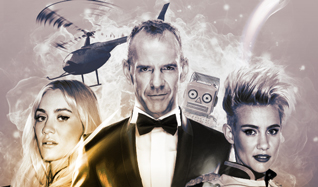 Fatboy Slim tickets at Shrine Expo Hall in Los Angeles