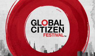 Global Citizen Festival tickets at Central Park's Great Lawn in New York City