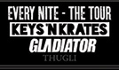 Keys N Krates / gLAdiator tickets at Gothic Theatre in Englewood