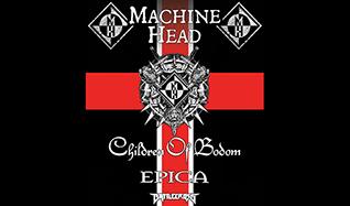 Machine Head & Children of Bodom tickets at Showbox SoDo in Seattle