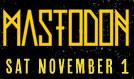 Mastodon tickets at Starland Ballroom in Sayreville