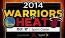 NBA Preseason: Miami HEAT vs. Golden State Warriors tickets at Sprint Center in Kansas City
