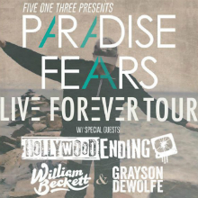 Paradise Fears tickets at Mill City Nights in Minneapolis