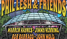 Phil Lesh & Friends tickets at Forest Hills Stadium in Queens