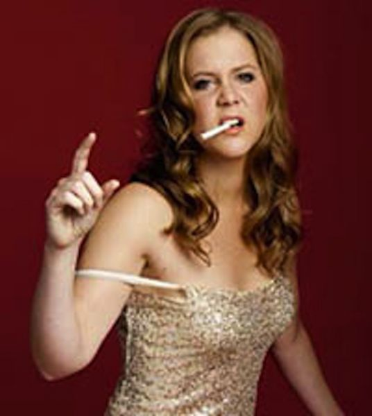 Amy Schumer says it's 'Mostly Sex Stuff'
