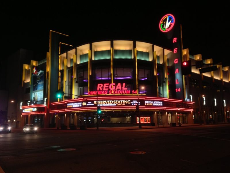 Regal La Habra Stadium West Imperial Highway, La Habra Theater Age Policy. Regal Entertainment Group's policy for a Child's ticket is age 3 to Children under 3 are free except in reserved seating and recliner locations.