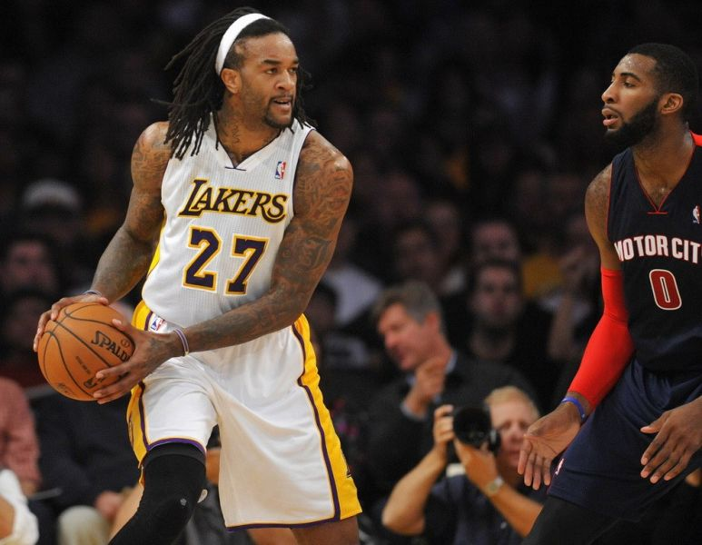 Jordan Hill agrees to a two-year deal with the Los Angeles Lakers