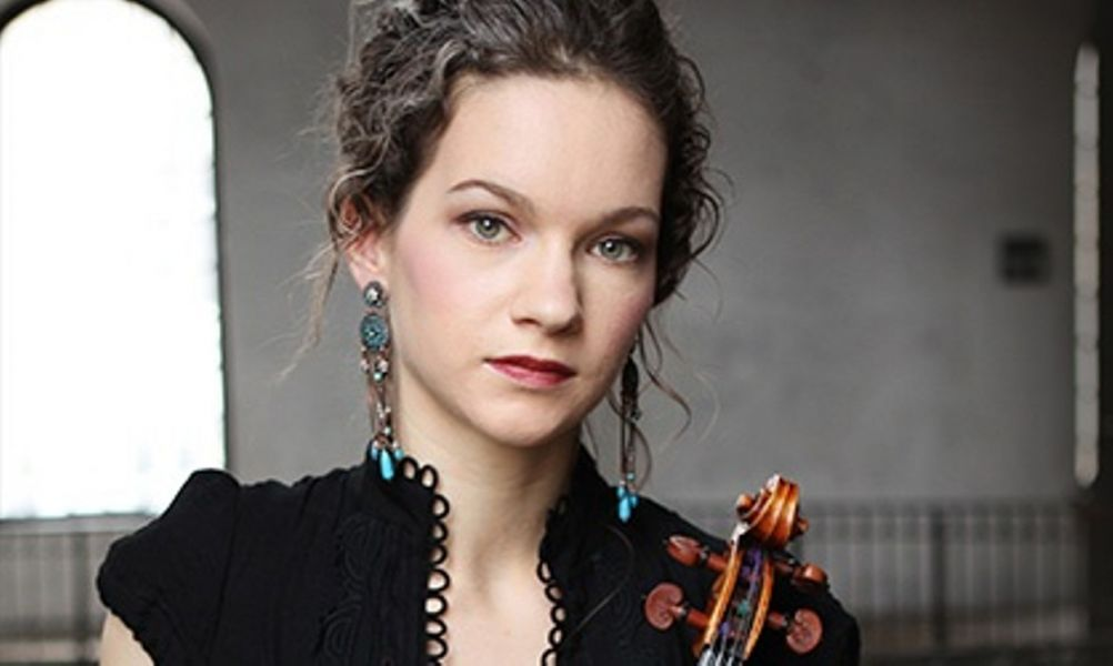 Hilary Hahn and Robert deMaine to perform Brahms' 'Double Concerto,' Aug. 7