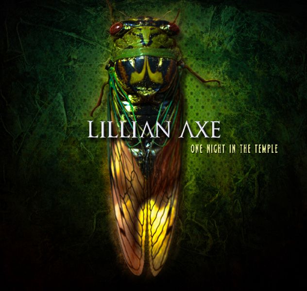 Lillian Axe - 'One Night in the Temple' CD/DVD review