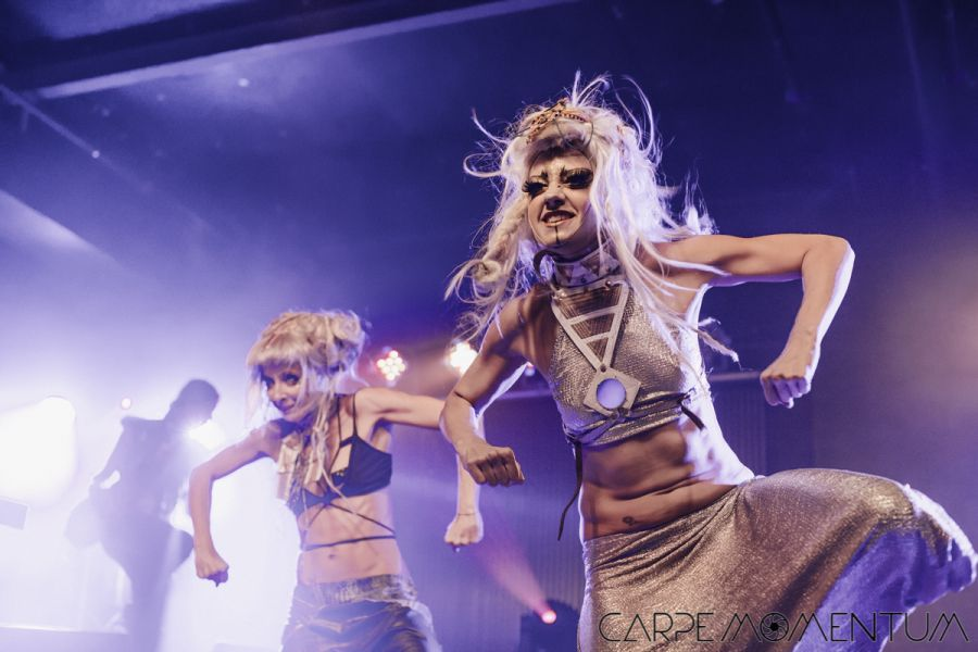Lucent Dossier Experience brings performance art to a new level in Las Vegas