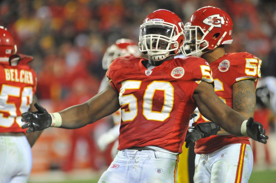 Observations from first day of training camp for Kansas City Chiefs