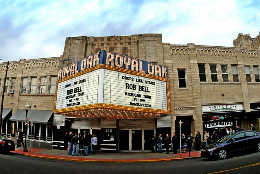 Detroit's Royal Oak Music Theatre goes high tech with new upgrades from Samsung