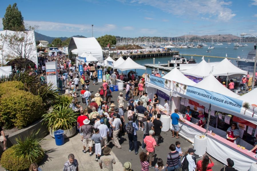Countdown to the 62nd Annual Sausalito Art Festival