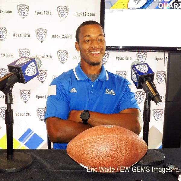 UCLA QB Brett Hundley ready for Heisman lights