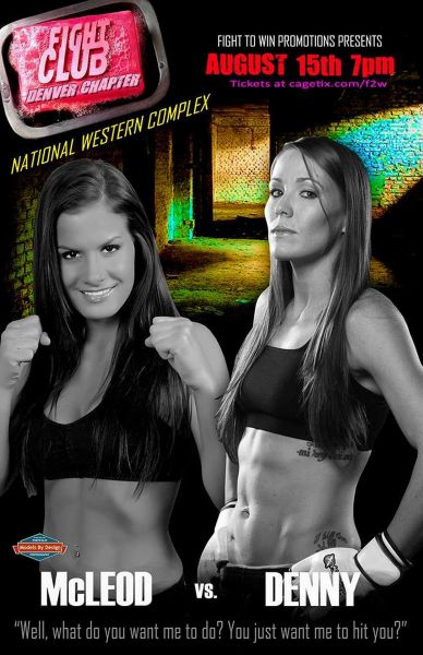 Exclusive interview with pro MMA fighter Heather Denny