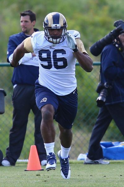 Notes from St. Louis Rams fourth training camp practice of 2014