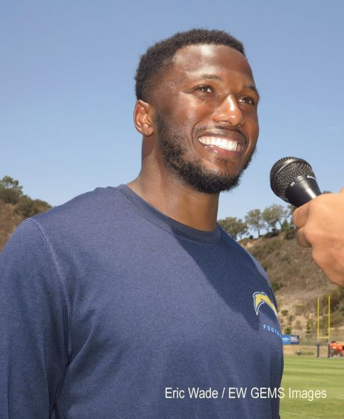 New Chargers CB Brandon Flowers ready for San Diego life