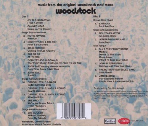 Woodstock Soundtrack Vinyl