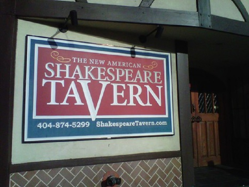 Check out a show at Atlanta's New American Shakespeare Tavern