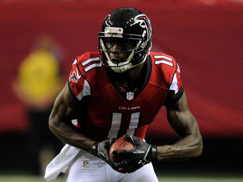 Roddy White wants Falcons' Julio Jones healthy and to 'destroy' the NFL