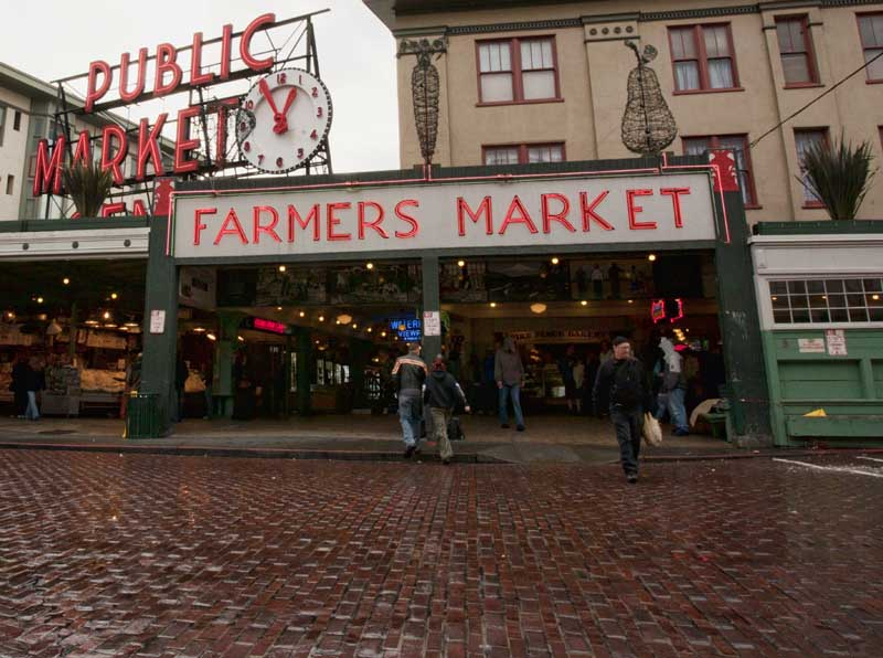 Experience Seattle-Tacoma: Farmers markets