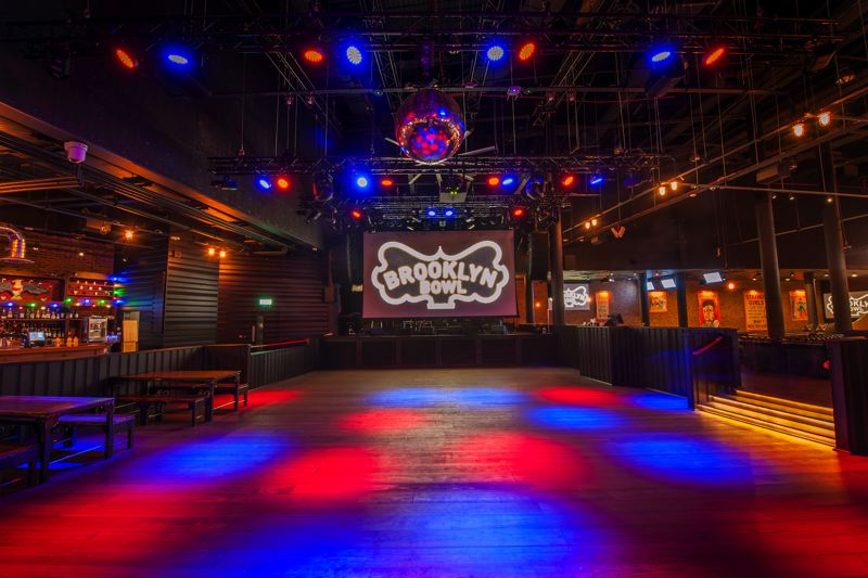 Guide to London's Brooklyn Bowl