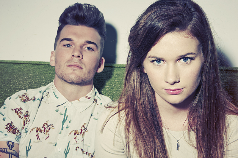 BROODS announce North American tour dates and debut album 'Evergreen'
