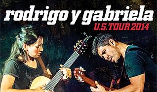 Rodrigo y Gabriela tickets at Verizon Theatre at Grand Prairie in Grand Prairie
