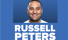 Russell Peters tickets at Madison Square Garden in New York City