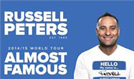 Russell Peters tickets at The Mountain Winery in Saratoga