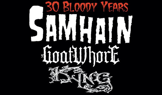 Samhain featuring Glenn Danzig