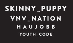 Skinny Puppy tickets at Best Buy Theater in New York