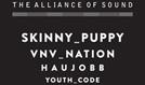Skinny Puppy VNV Nation tickets at Trocadero Theatre in Philadelphia