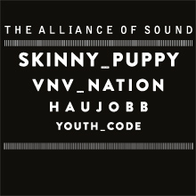 Skinny Puppy, VNV Nation tickets at The Regency Ballroom in San Francisco