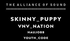 Skinny Puppy tickets at Showbox SoDo in Seattle