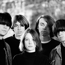 Slowdive tickets at The Warfield in San Francisco