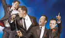 Smokey Robinson presents Human Nature: The Motown Show tickets at Eventim Apollo in London