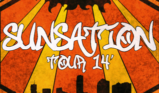 Sunsation Tour tickets at Best Buy Theater in New York