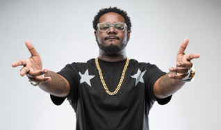 T-Pain Live tickets at indigo at The O2 in London